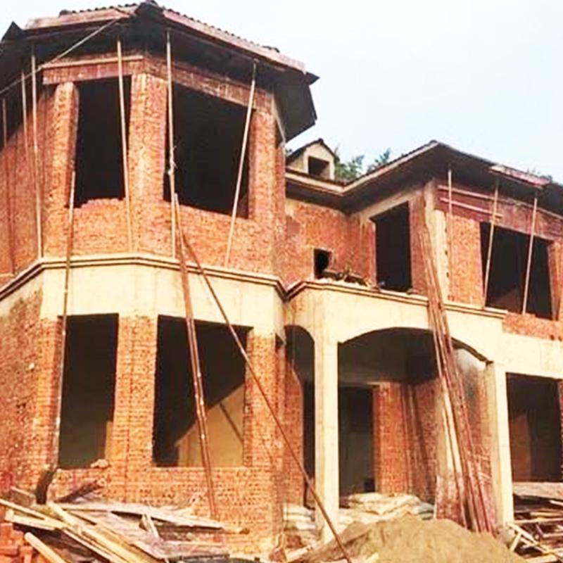 农村自建房案例